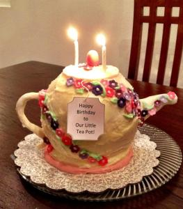 "There's a story behind why I'm called Teapot. (And no, I""m not telling you.)"
