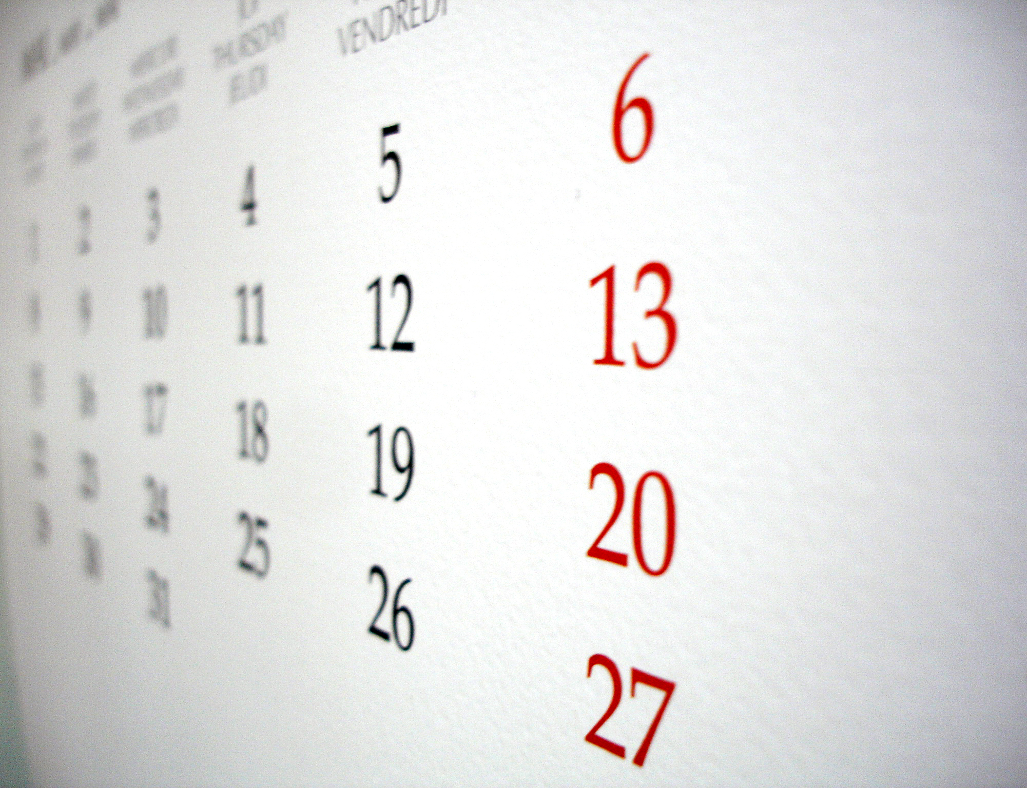 2016 Diabetes Conference Calendar